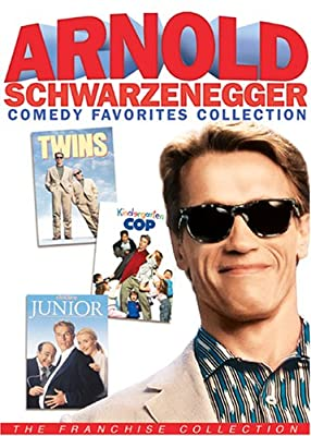 Arnold Schwarzenegger Comedy Favorites Collection (Twins / Kindergarten Cop / Junior)