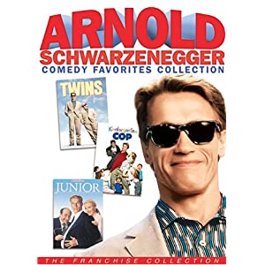 Comedy Favorites Collection (Twins / Kindergarten Cop / Junior)