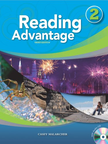 Reading Advantage Student Book 2 (with Audio CD), by Casey Malarcher