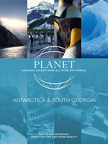 Planet - Antarctica & South Georgia
