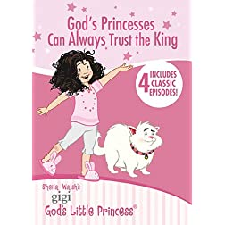God's Princesses Can Always Trust the King