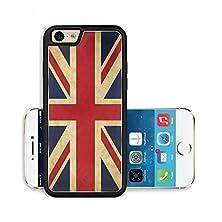 buy Liili Premium Apple Iphone 6 Iphone 6S Aluminum Snap Case United Kingdom Grunge Flag Image Id 12646634