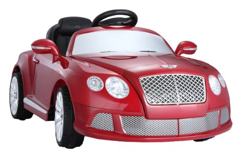 New New Limited Edition Ride On Toy Licensed By Bentley With Remote Control And Mp3 Connection 2014