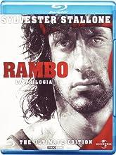 Rambo - La Trilogia (The Ultimate Edition) (3 Blu-Ray) [Italia] [Blu-ray]