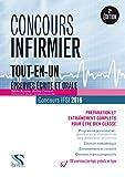 Concours infirmier 2016 - Tout-en-un...