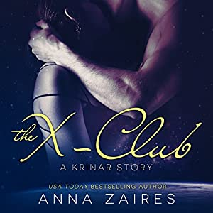 The X-Club Audiobook