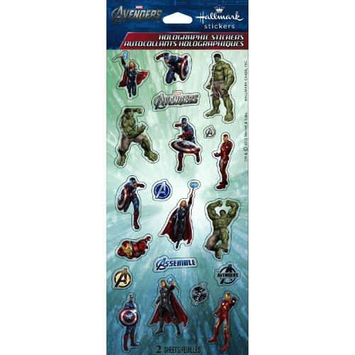 Avengers Stickeroni - 1
