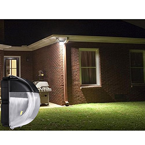 LE 30W LED Wall Pack Light, Super Bright Outdoor Lighting