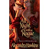 All Night with a Rogue (Lords of Vice)by Alexandra Hawkins