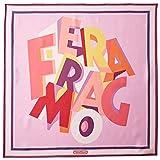 Salvatore-Ferragamo-Womens-Patterned-Silk-Scarf-PinkMulti
