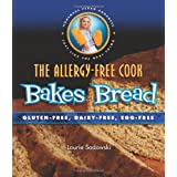Allergy Free-Cook Bakes Bread: Gluten-Free, Dairy-Free, Egg-Freeby Laurie Sadowski