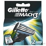 G�llette Mach 3 Razor Refill Cartridg...
