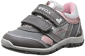 Geox B Shaax B - Calzado de primeros pasos para bebé-niñas