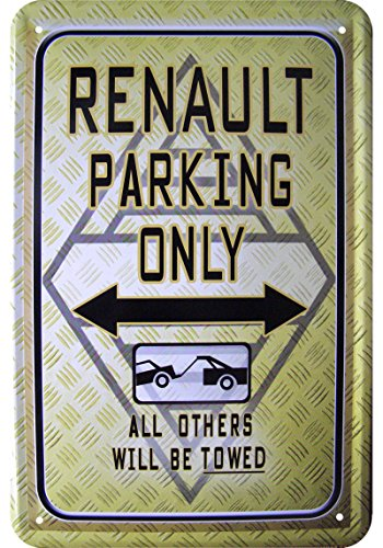 renault-parking-only