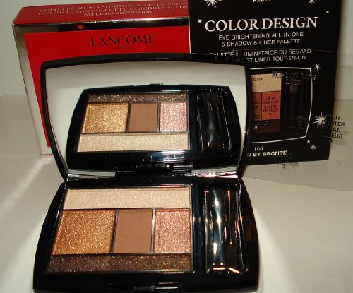 Lancome - Limited Edition - Kissed by Bronze Eye Palette