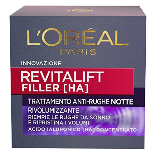 loreal-paris-revitalift-filler-crema-viso-anti-rughe-rivolumizzante-notte-50-ml