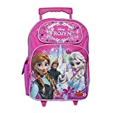 Ruz Disney Frozen Roller Backpack Bag - Not Machine Specific