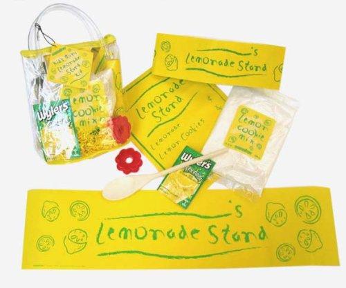 Sassafras Lemonade Stand Mini Kit