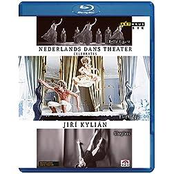 Nederlands Dance Theater Celebrates Jiri Kylian: Bella Figura - Sleepless - Birth-day [Blu-ray]