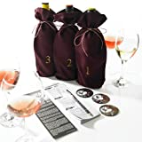 Wine Tasting Kit - All you need for a night of wine tasting - a complete Wine Tasting Kitby The Discovery Store