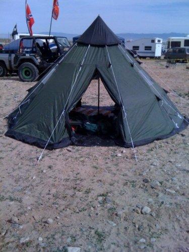 Image & Guide Gear 10u0027x10u0027 Teepee tent - ePlaya