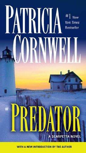 Predator by Patricia Cornwell