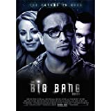 040 The Big Bang Theory 14x20 Silk Print Poster Seide Plakat