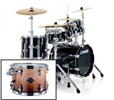 Sonor Select Force Jungle 3 Peice Drum Set, Autumn Fade, SEF JUNGLE AF