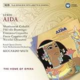 Verdi: Aida Montserrat Caballe