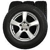 16インチ 4本セット スタッドレスタイヤ&ホイール ダンロップ(DUNLOP) DSX-2 215/65R16 ダンロップ