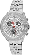 Ladies Joe Rodeo Platinum Diamond Watch 1.50CT JPTL13