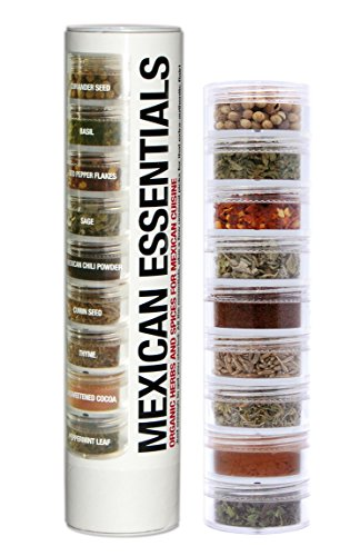 PLANT - Organic Mexican Essentials Spice Kit