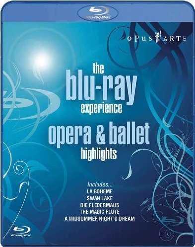 The Blu Ray Experience: Opera and Ballet Highlights [Blu-ray]