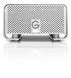 G-Technology G-RAID 8TB Dual External Hard Drive with USB 3.0, Firewire 400, Firewire 800 Interfaces and RAID 0 (0G02492)