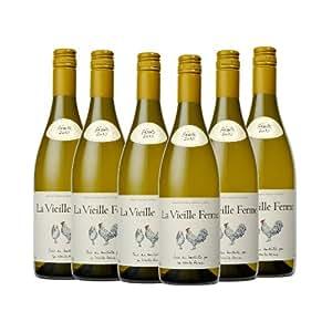 La Vieille Ferme Blanc 2013 AOC - Luberon - 6 Bottles 0,75 l