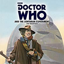 Doctor Who and the Sontaran Experiment: A Fourth Doctor novelisation Audiobook by Ian Marter Narrated by Jon Culshaw