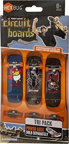 "Tony Hawk Circuit Boards Tri Pack (""NOT"" Randomly Picked) - Set 4 - 1"