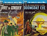 Three to Conquer / Doomsday Eve (Classic Ace Double, D-215) (0441042155) by Eric Frank Russell