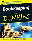 Bookkeeping for Dummies (For Dummies) (0470058153) by Paul Barrow