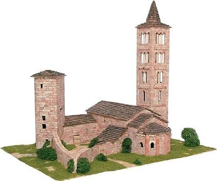Maquette en céramique - Eglise de Son, Espagne