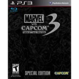 Marvel Vs Capcom 3: Fate Of Two Worlds - Special Edition (PS3)