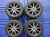 GOOD YEAR(グッドイヤー) スタッドレスタイヤ・ホイール4本セット タイヤ : グッドイヤー ZEA2 サイズ : 175/65R14 ホイール: ウェッズ ガレリアL9 サイズ : 1455+45-4H100 (ヴィッツ フィット 等に TW 冬タイヤ ホイール 未使用 175/65-14)【アウトレット】