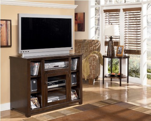 Cheap Dark Brown 42 inch TV Stand (ASLYW477-18)