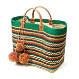 Sitara Collections® Caracas Sisal Basket Tote