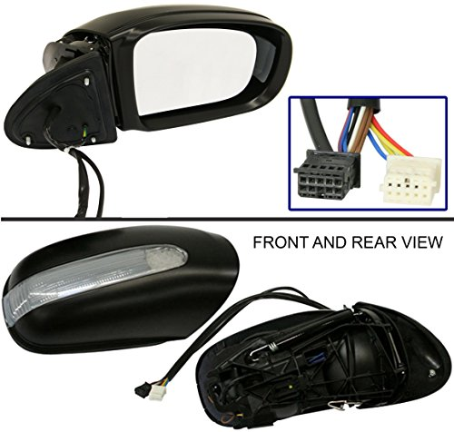 Mirror Power Heated Signal Memory LH Left Driver Side for Mercedes E Class