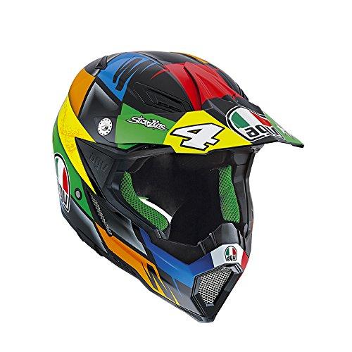 AGV-Helmets-Casco-integral-8-EVO-E2205-Replica-Chareyre