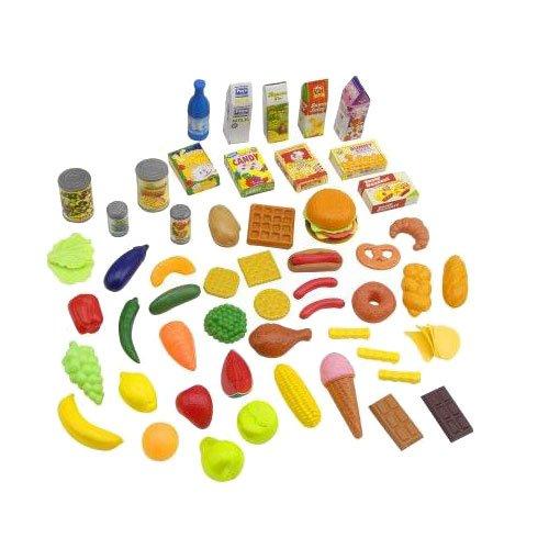 Frenzy 52 Piece Play Food Set