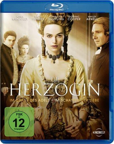 Die Herzogin [Blu-ray]