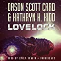 Lovelock: The Mayflower Trilogy, Book 1 (       UNABRIDGED) by Orson Scott Card, Kathryn H. Kidd Narrated by Emily Rankin