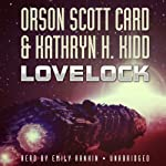 Lovelock: The Mayflower Trilogy, Book 1 | Orson Scott Card,Kathryn H. Kidd